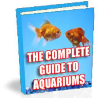 The Complete Guide To Aquariums (Full Colored eBook)