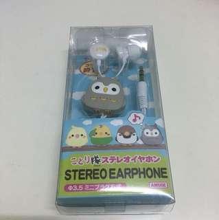 Kotori Tai Stereo Earphone