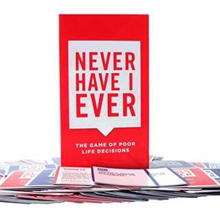 Never Have I Ever Card Game (in-stock)