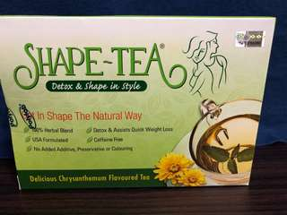 Shape Tea