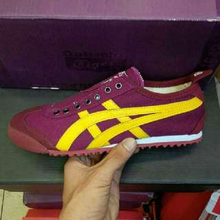 onitsuka slip on original indonesia