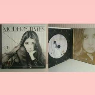 IU 3rd Album - Modern Times [Normal Edition]