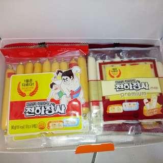 韓國起司棒(魚肉口味)
