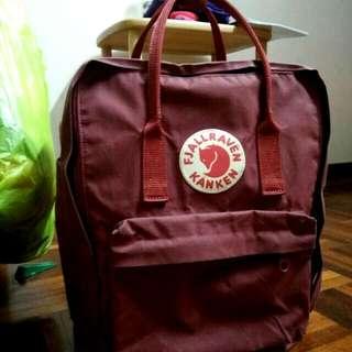 [Used] Fjallraven Kanken Classic Bag 16L