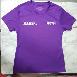 ISCA purple shirt 2017