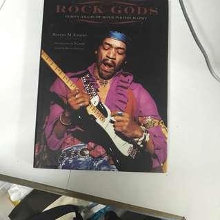 Vintage Rock CDs/ Book