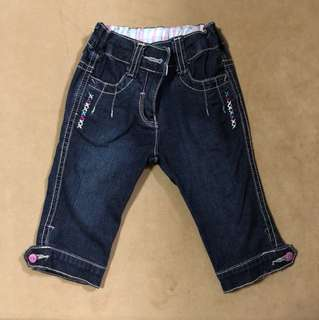 Baby jeans
