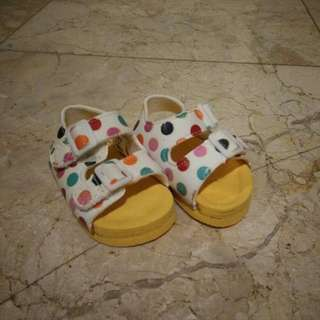 Mothercare sandals slip on