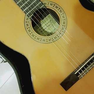 Antonio Lorca Spanish Guitar