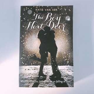 The Boy Next Door by Katie Van Ark