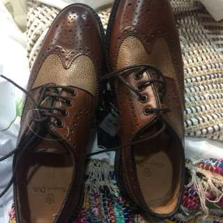 Sepatu Massimo dutti original