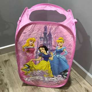 Disney Princesses Foldable laundry basket