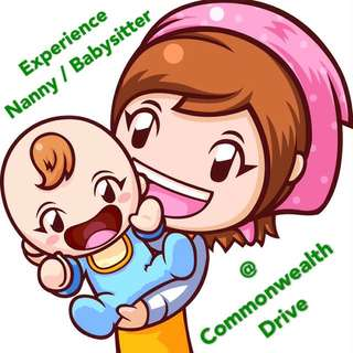 Experience Nanny / Babysitter @ Commonwealth Drive