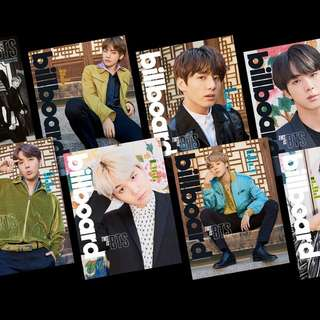 [PRE-ORDER] BILLBOARD'S BTS LIMITED EDITION BOX SET (TINGI VERSION)