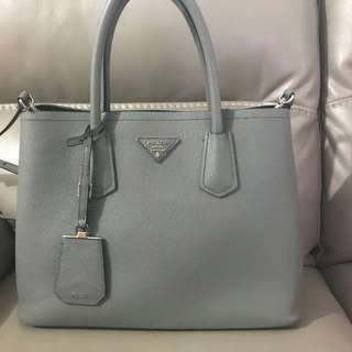 Prada Double Bag (可議價)