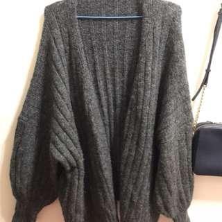 ✨全新含運✨厚針織外套