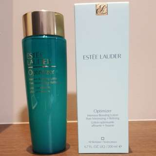 Estee lauder optimizer