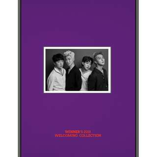 WINNER - WINNERS 2018 WELCOMING COLLECTION