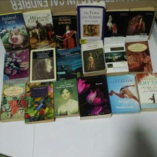 Good classic novels