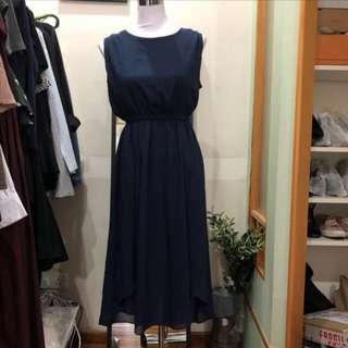 (instock) Marc Jacobs Navy blue dress