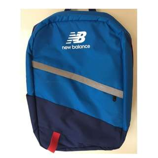 Backpack / Daypack / Ransel / Tas New Balance ORIGINAL BNIB
