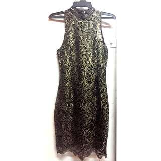 Preloved Elegant Dress