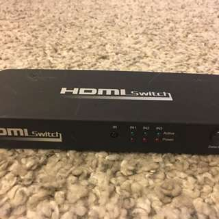 HDMI分插器
