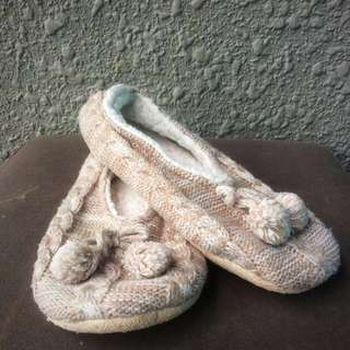 Winter Home Slipper