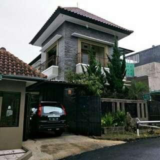 Rumah mewah di cigadung Bandung