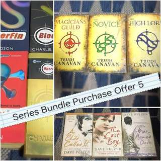 Series Bundle Purchase Offer 5