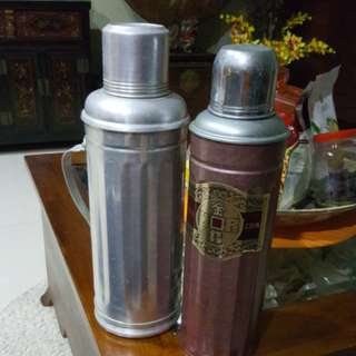 Thermo flask vintage