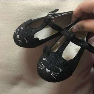 Authentic The Children's Place Kitty Flat Shoes #15Off