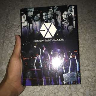 [ CLEARANCE ] exo planet in japan dvd