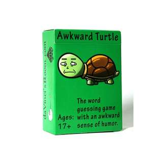Awkward Turtle - The Word Card Game for Adults