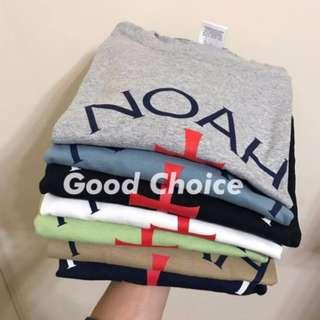 NOAH Clothing Core Logo Tee Dover street market Supreme販售品牌
