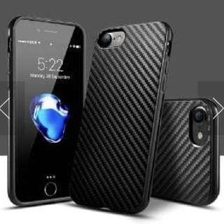 Carbon Case Iphone 5 to 7 Murah