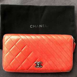 Boy Chanel wallet 100%real original price $7000+