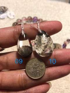 Red treasure bowl phantom & star phantom pendant (红幽灵聚宝盆&满天星幽灵吊坠)
