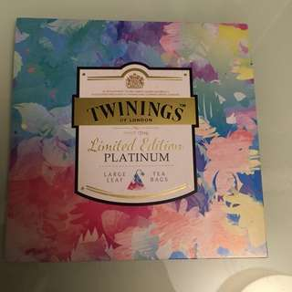 Twinnings tea bag