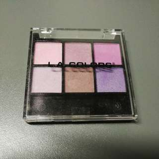 L.A.Colors Eyeshadow Palette