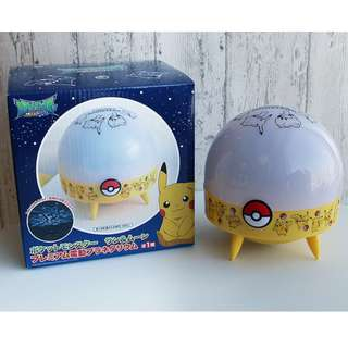 Sega Prize Pokemon Pocket Monster Sun & Moon Premium Electric Planetarium  (Pre-Order)