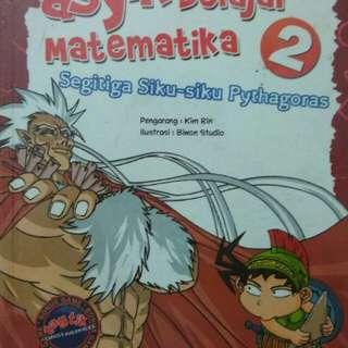 Educomic asyik matematika 2
