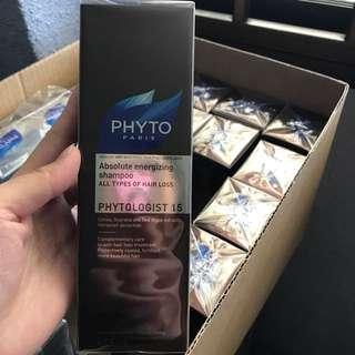 Phyto hair loss shampoo