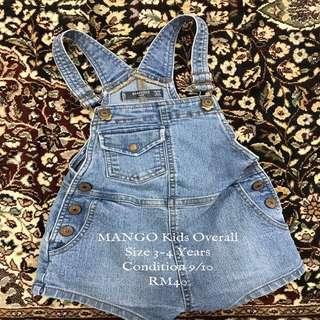 MANGO Kids Overall