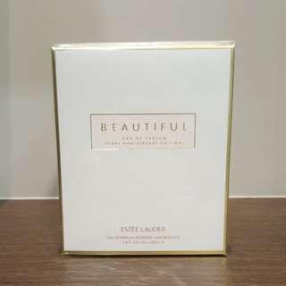 Estee lauder beautiful pearl anniversary edition perfume
