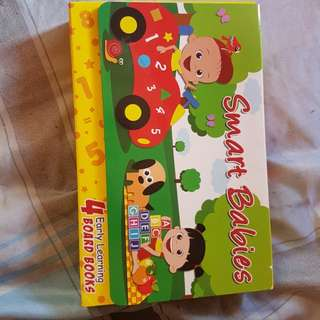 children educational book(3pcs)