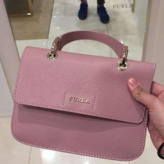 Furla Metropolis bag in pink