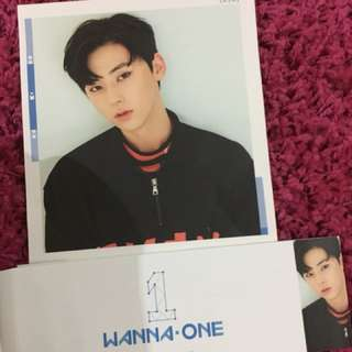 Hwang Minhyun To Be One Sky Cover + Sleeve