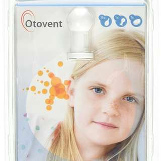 Otovent Glue Ear Treatment with 4 Balloons