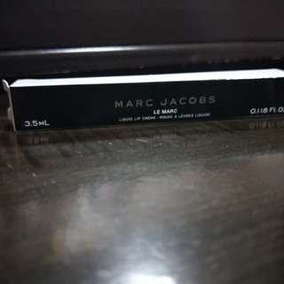 Marc Jacobs liquid lip creme